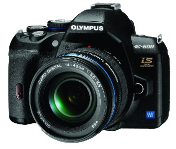 olympus_IS_e600