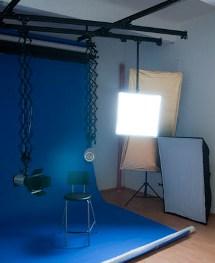 Студийное освещение и вспомогательное оборудование