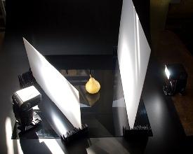 Осветительное оборудование для предметной съемки