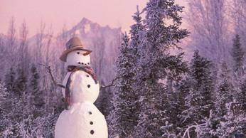 Фотосъемка в зимнее время