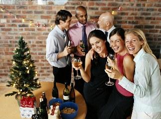 Фотосъемка новогоднего корпоратива