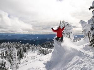 Фотосъемка зимних видов спорта