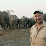 Steve Bloom in Botswana.